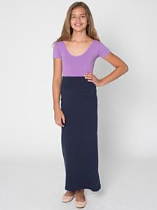 Youth Interlock Long Skirt