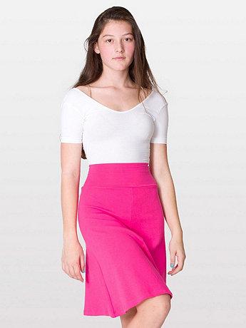 Interlock High-Waist Skirt
