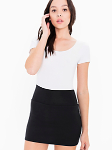 Interlock Mini Skirt
