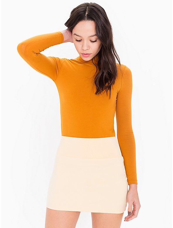 Interlock Mini Skirt