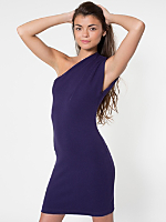 Interlock Asymmetrical Dress