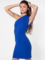 Interlock Asymmetrical Dress