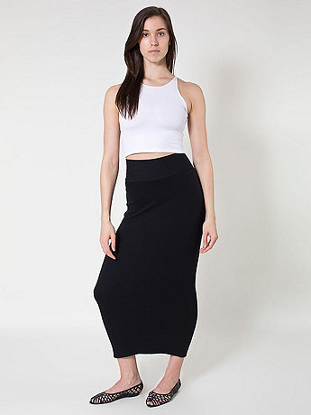 Interlock Long Skirt