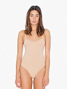 Cotton Spandex Jersey Basic Bodysuit