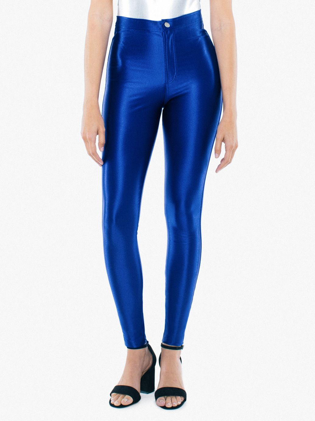 Look - How to blue wear disco pants video