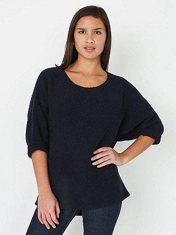 Unisex Reversible Easy Sweater