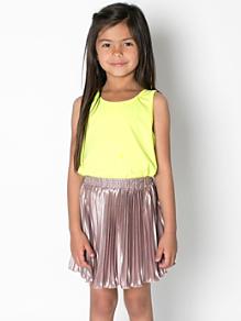 Kids' Accordion-Pleat Skirt