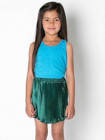 Kids Accordion-Pleat Skirt