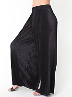 Accordion-Pleat Pant