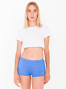 Poly Cotton Running Short