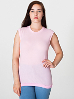 Poly-Cotton Muscle T