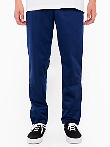 Brushed Tricot Track Pant
