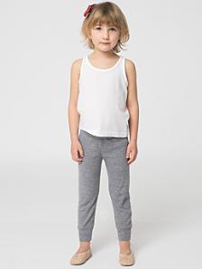 Kids' Tri-Blend Rib Legging