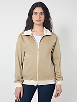 Unisex Sateen Blend Windbreaker