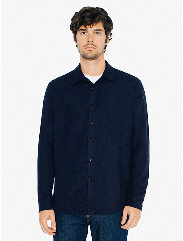 Brushed Twill Classic Shirt