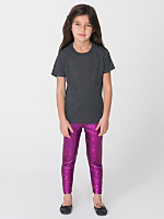 Kids Shiny Leggings