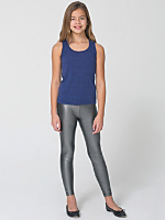 Youth Printed Shiny Legging