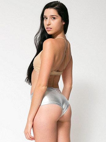 Shiny Hot Short