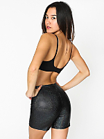 Shiny Workout Short