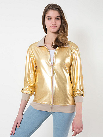 Unisex Shiny Windbreaker