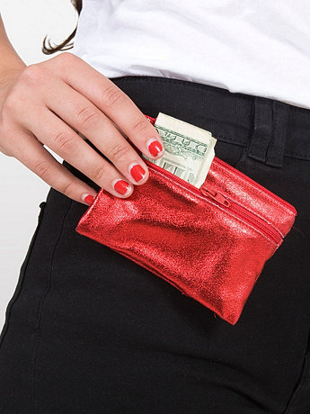 Shiny Coin Purse