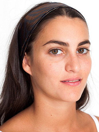 Wide Shiny Headband