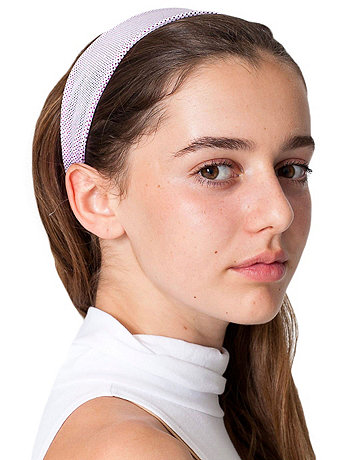 Wide Shiny Headband