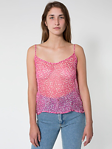Printed Polyester Camisole