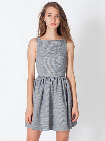 Houndstooth Sun Dress