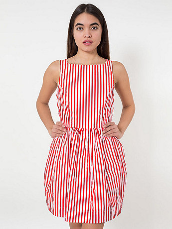 Stripe Sun Dress