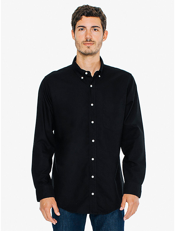 Stone Wash Oxford Shirt