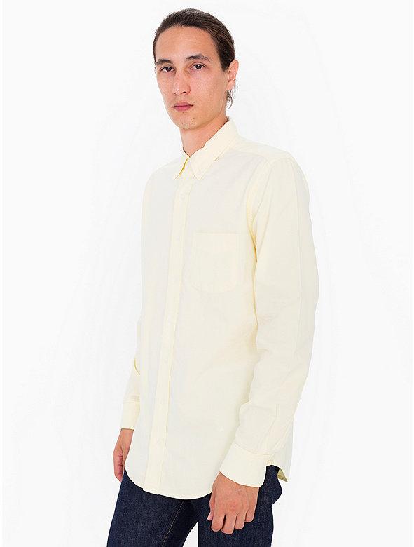 Stone Wash Oxford Shirt