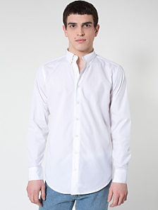 Poplin Classic Long Sleeve Button-Down