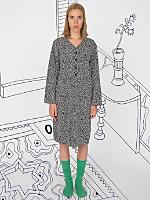 Nathalie Du Pasquier Unisex Winie Print Pajama Gown