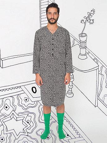 Nathalie Du Pasquier Winie Print Pajama Gown