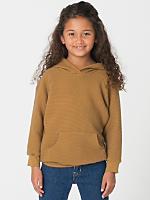 Kids' Ottoman Rib Pullover Hoody