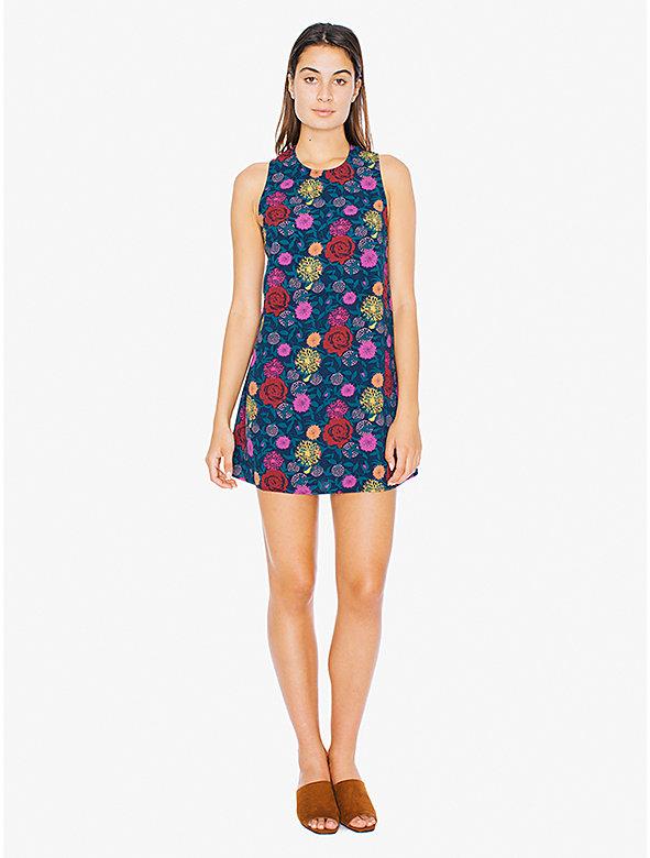 Printed Dakota Mini Dress