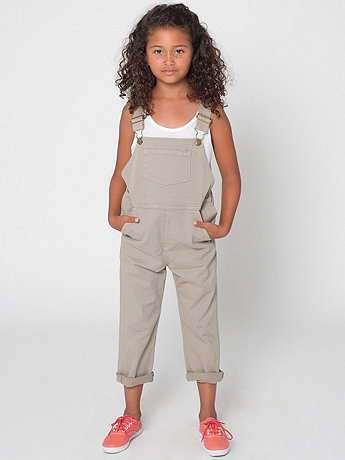 Kids Stretch Over-All Pant