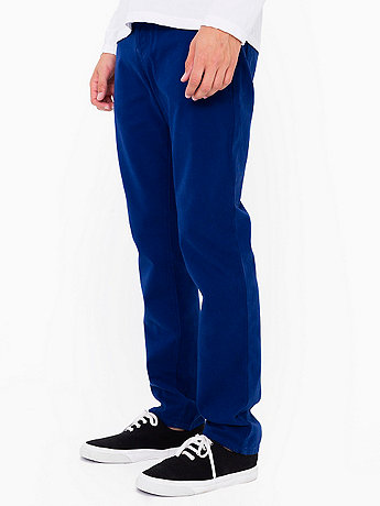 Stretch Twill 5 Pocket Pant