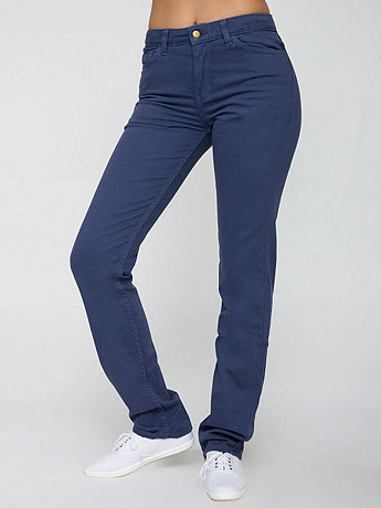 Unisex Stretch Twill 5 Pocket Pant