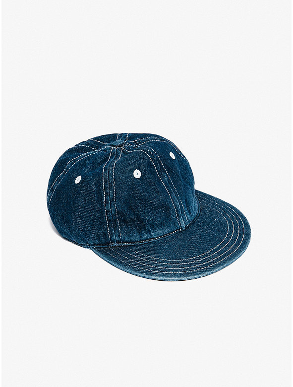 Denim Basic Cap