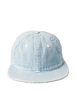 Unisex Denim Basic Cap