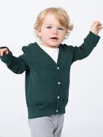 Infant Solid Rib Cardigan