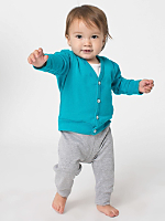Infant Solid Rib Cardigan