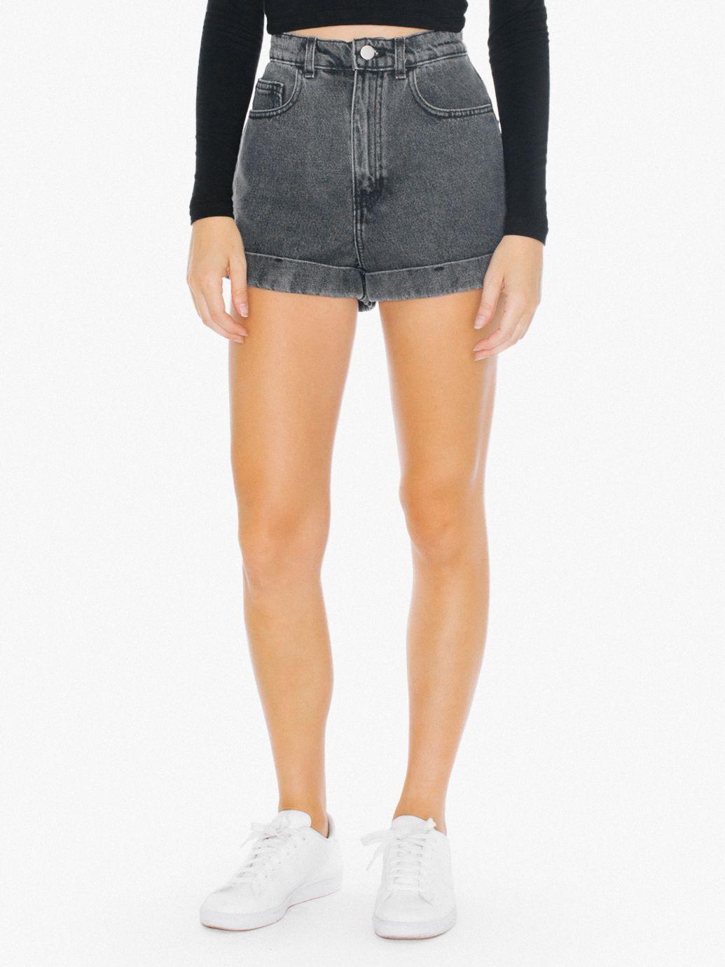 Womens Shorts High Waisted