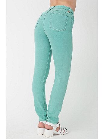 Aqua High-Waist Jean
