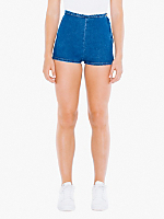 Denim Tap Short