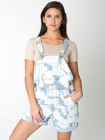 Cloud Denim Short-All