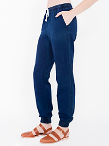 Unisex Denim Billionaire Pant