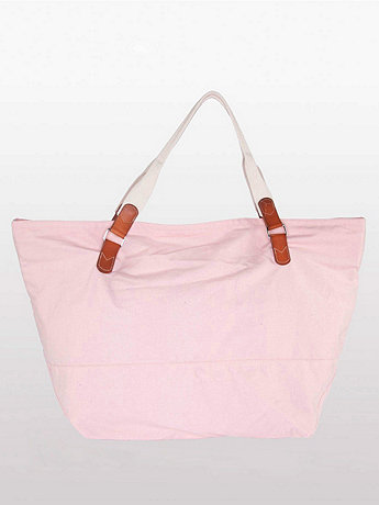 Large Canvas Carry-All Bag